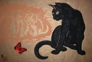 Вся правда  о черных кошках